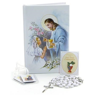 My First Mass Book: Good Shepherd Edition Girls Kit