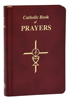 Catholic Book of Prayers Large Print 910/13BG