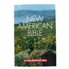 New American Bible Medium Size Edition with Plastic Cover 609/04