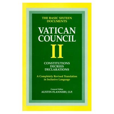 Vatican Council II by Austin Flannery