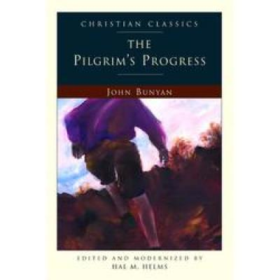 The Pilgrim's Progress by John Bunyan, paperback 268 pages