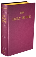 The Holy Bible Douay-Rheims Version Brown 5102