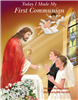 Today I Made My First Communion by Dianne Ahern