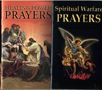 Special Catholic Prayer Books