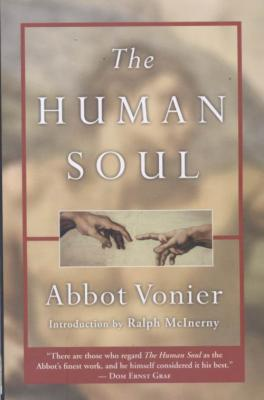 The Human Soul  by Abbot Vonier