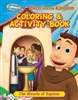 Born into the Kingdom Coloring and Activity Book: The Miracle of Baptism