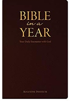 Bible in a Year Your Daily Encounter with God