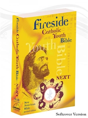 Paperback Fireside Catholic Youth Bible Revised Edition NAB