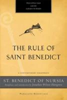 The Rule of Saint Benedict by Jonathan Wilson-Hartgrove