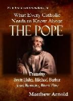 "The Pope DVD--Discover the ""Gospel Truth"" about the Pope"