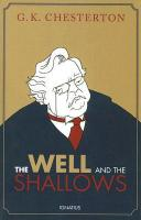 The Well And The Shallows by G.K. Chesterton