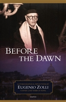 Before the Dawn By: Eugenio Zolli