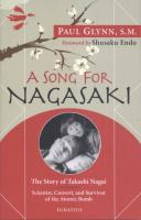 A Song For Nagasaki, by Paul Glynn