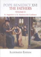 The Fathers Vol II by Pope Benedict XVI