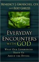 Everyday Encounters with God by Benedict J. Groeschel
