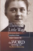 Therese's Little Way by Jose F. Schmidt