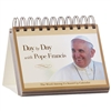 Day by Day with Pope Francis Desk Calendar