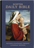 Black Daily Bible Revised Standard Version Catholic Edition (Travel Size)