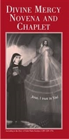 Divine Mercy Novena and Chaplet Pamphlet LFMCN