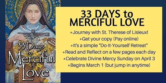 33 days to merciful love a do it yourself retreat in preparation our solutioingenieria Images