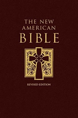The New American Bible Revised and Personal Edition