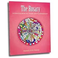 The Rosary: A Coloring Book for Prayer and Contemplation