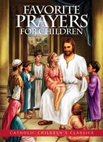 Favorite Prayers for Children VC756