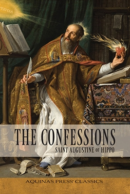 The Confessions: Saint Augustine of Hippo B1210