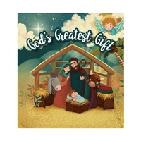 God's Greatest Gift Story Book F4324