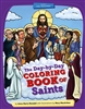 The Day-by-Day Coloring Book pf Saints Volume 2 by Anna Mendell