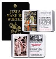 Jesus, Make Me Worthy Prayer Book for Young Boys & Girls