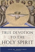 True Devotion To The Holy Spirit by Luis M. Martinez