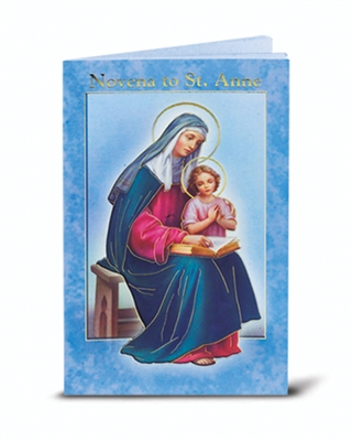 Novena to St. Anne 2432-610