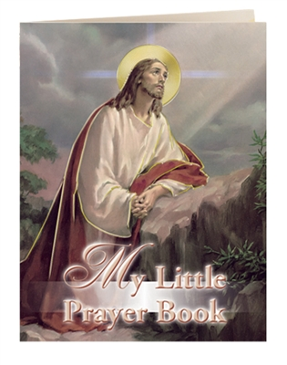 My Little Book of Prayers PB-03