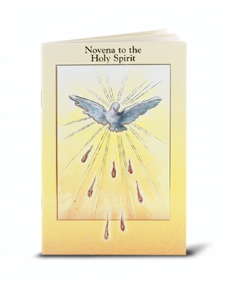 Novena and Prayers to the Holy Spirit  2432-651