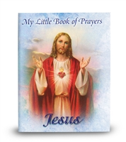 My Little Book of Prayers Jesus #PB-07
