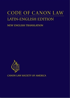 Code of Canon Law, Latin-English Edition, New English Translation
