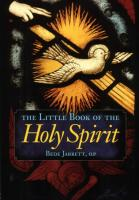 The Little Book of the Holy Spirit, Bede Jarrett, OP