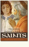 Young PeopleÂ's Book of Saints by  Hugh Ross Williamson