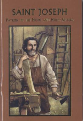 Saint Joseph- Patron of the Home and Home Sellers by Bart Tesoriero