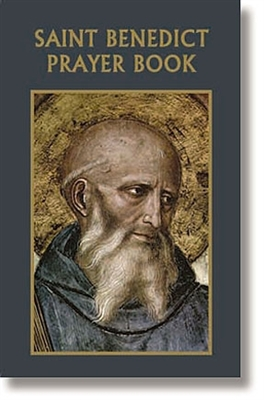 Saint Benedict Prayer Book LC001