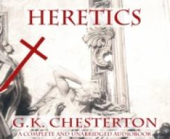 Heretics CD Audio Book