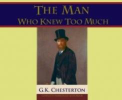 The Man Who Knew Too Much CD Audio Book