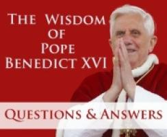 The Wisdom of Pope Benedict XVI CD Audio Book