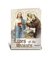 MY LITTLE PRAYER BOOK - LIVES OF THE SAINTS VOLUME I PB-13