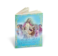 My Little Book of Catholic Prayers Illustrated PB-20