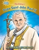 The Story of Pope Saint John Paul II: A Coloring Storybook
