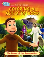 He is Risen Coloring and Activity Book: The Power of the Resurrection