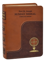 The New Saint Joseph Sunday Missal 820/19BN