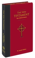 The New Testament St. Joseph Edition 630/19BG